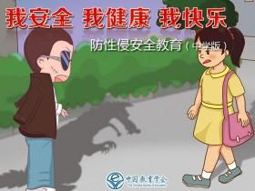 防性侵教育幻灯片PPT课件下载(中学版)