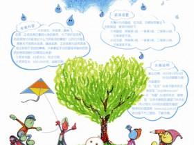 """2015年第五届""""倾听地球的心声——我和水的故事""""环保创意大赛活动启事"""