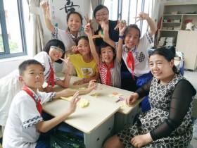 长兴县第七小学:扬端午文化 颂传统美德
