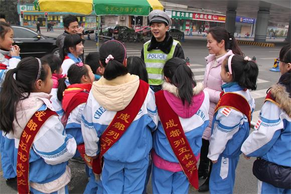 三年级交通安全主题的少先队活动课设计
