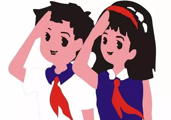 [转]你还留着当年的那条红领巾吗?